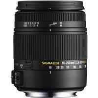 Sigma 18-250mm f/3.5-6.3 DC Macro HSM Pentax