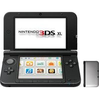 Nintendo 3DS XL silver-black