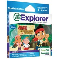 LeapFrog LeapPad Explorer Jake And The Neverland Pirates