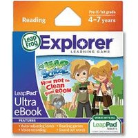 LeapFrog LeapPad Ultra eBook Leap School (32010)