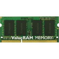 Kingston ValueRAM 4GB SO-DIMM DDR3 PC3-12800 CL11 (KVR16S11S8/4)
