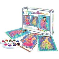 Sentosphère Aquarellum - Glamour girls (6330)