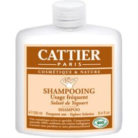 Cattier Frequent Use Shampoo Yoghurt Solution (250 ml)