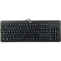 HP USB Keyboard DE