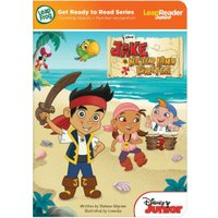 LeapFrog Tag Junior Book Jake And The Neverland Pirates