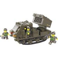 Sluban Armored Corps 9K58 SMERCH