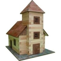 WALACHIA Wooden Church Model kit