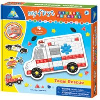 The Orb Factory Sticky Mosaics Team Rescue (64068)