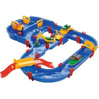 Aquaplay Water Track- Toy with Big Bridge
