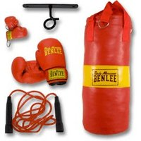 BenLee PU Kids Boxing Bag Set Punchy