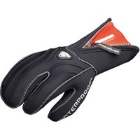 Water Proof G1 5mm 3 Finger Gloves