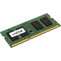 Crucial 4GB SO-DIMM DDR3 PC3-10667 CL9 (CT4G3S1339MCEU)