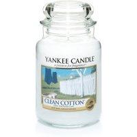 Yankee Candle Clean Cotton Housewarmer (623 g)