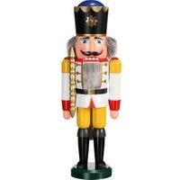 Seiffener Volkskunst Nutcracker King (39 cm)