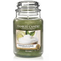 Yankee Candle Vanilla Lime Large Jar Candle