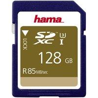 Hama SDXC UHS-I U3 85MB/s - 128GB (00114950)