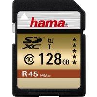 Hama SDXC 128GB Class 10 UHS-I 45MB/s (00114945)