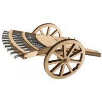Revell Model Kit - Leonardo da Vinci - Multiple Barrel Gun