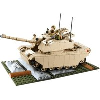 Character Options Character Building H.M. Armed Forces Army Challenger II Tank Set