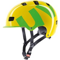 Uvex HLMT 5 Bike Pro yellow-green