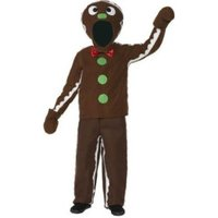 Smiffy's Little Gingerbread Man Costume