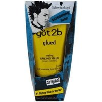Schwarzkopf Got2b Glued Styling Spiking Glue (177 ml)