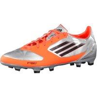 Adidas F30 TRX FG metallic silver/infrared/black