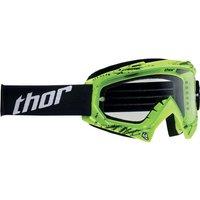 Thor Enemy Youth Splatter Green