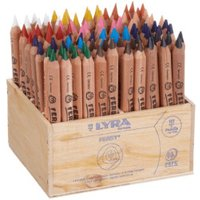 Lyra Ferby Colouring Pencils pack of 96