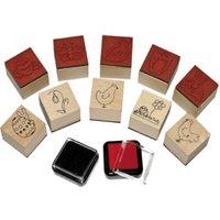 Eduplay Mini-Stamps Easter