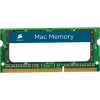 Corsair Mac Memory 8GB SO-DIMM DDR3 PC3-12800 CL11 (CMSA8GX3M1A1600C11)