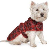 Ancol Muddy Paws Highland Dog Coat (L)
