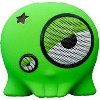 Boombotix BoomBot1 Meanie Greenie