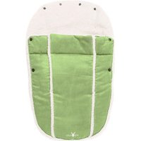 Wallaboo Footmuff 0 - 12 months green