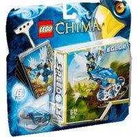 LEGO Legends of Chima - Speedorz Nest Jump (70105)