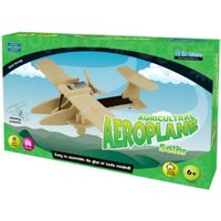 Green Board Games Agricultural Aeroplane