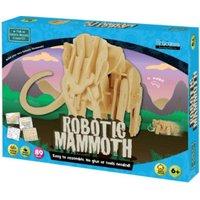 Green Board Games Robotic Mammoth