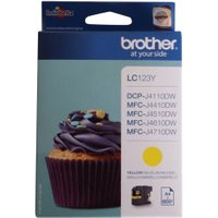 Brother LC-123Y