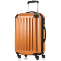 Hauptstadtkoffer 4-Wheel Hard Shell Trolley 55cm orange