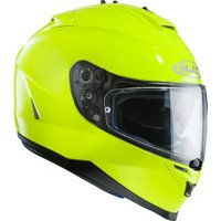 HJC IS-17 Fluorescent yellow