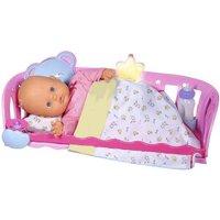 Famosa Nenuco Cradle Sleep With Me Doll