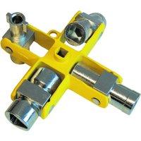 C.K Tools cross keys T4451-2