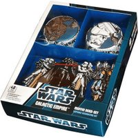 Dekoback Star Wars Galactic Empire Muffin Set 48-Piece
