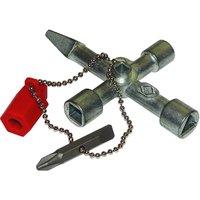C.K Tools Universal multiple key
