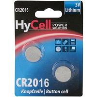 HyCell 2x CR 2016 Lithium 3V