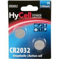 HyCell 2x CR 2032 Lithium 3V