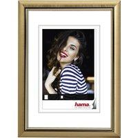 Hama Plastic Picture Frame Saragossa 15x20 golden