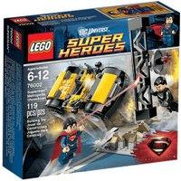 LEGO DC Comics Super Heroes - Superman Metropolis Showdown (76002)