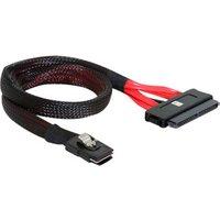 DeLock Cable mini SAS 36pin > SAS 32pin SFF 8087 > SFF-8484 50cm (83056)