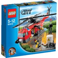 LEGO City Fire Helicopter (60010)